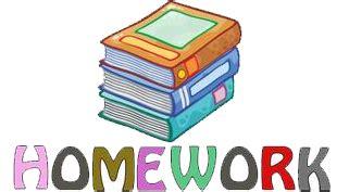 Due Friday Third Grade Homework Menu - San Juan Unified